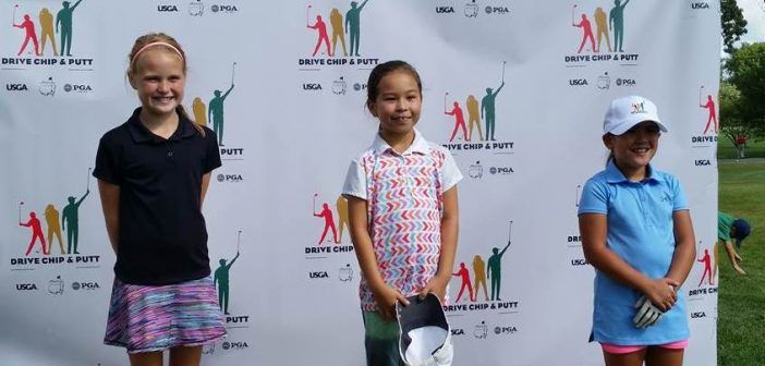 Two IJGA Members to Play in the Drive, Chip & Putt National Finals