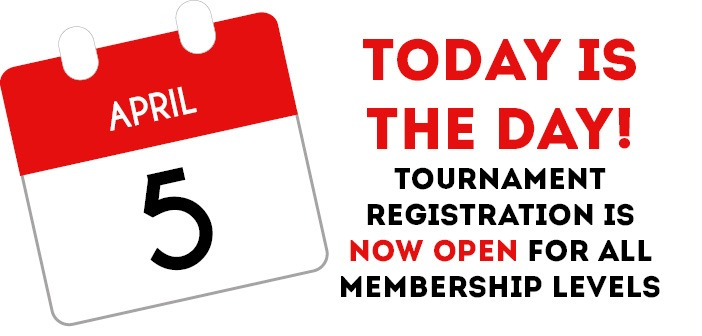 Tournament Registration Opens Today for IJGA Access Members