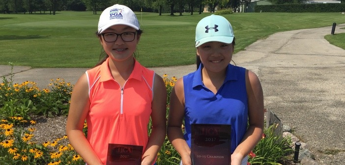 RESULTS: Summer Jr Elite Event #4 at Lake Bluff GC