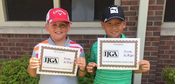RESULTS: YDP 9 Hole Event #12 at Winnetka Par 3