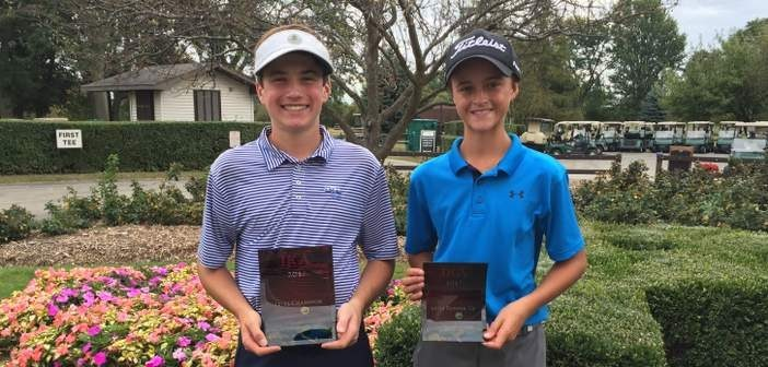 RESULTS: Fall Junior Elite Event #2 @ Pheasant Run Resort