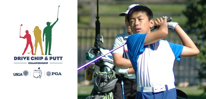 IJGA Member Andrew Lim Qualifies for Drive, Chip & Putt Finals