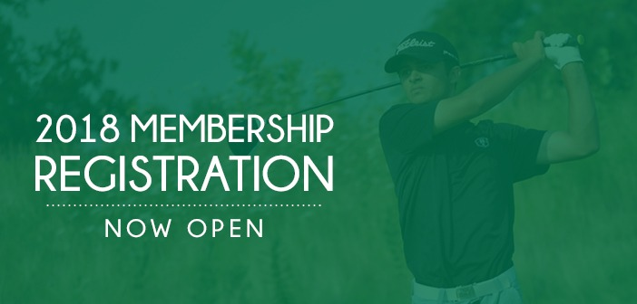 Become a 2018 Member Now